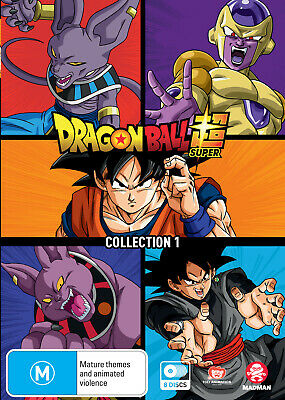 Dragon Ball Super Collection 1 Dvd New