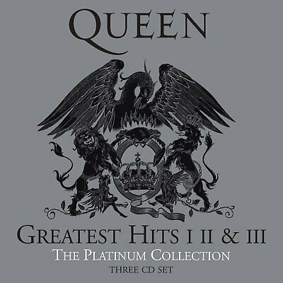 Queen	The Platinum Collection 3 CD SET   NEW