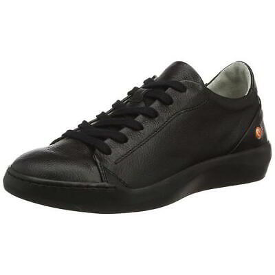 Softinos by Fly London Bauk Womens Ladies Soft leather Trainers Shoes Size 4-8