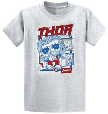 """MARVEL """"Avengers: Endgame"""" THOR T-Shirt 3XL Collector Corps Exclusive May 2019"""