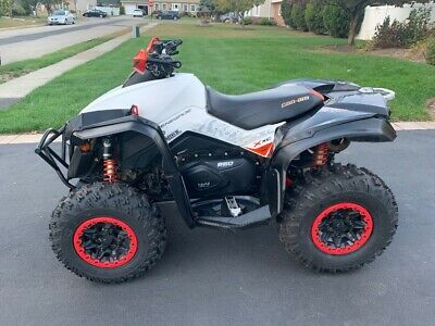 2018 Can Am Renegade 850 XXC