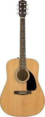 Fender Fa 115 Dreadnought Acoustic GuitarNatural Bundle With Gig
