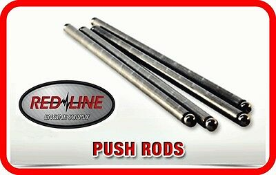 """Ford V8 Small Block 302 Lifters Push Rods Pushrods Flat Tappet 1965-1989 6.881/"""""""