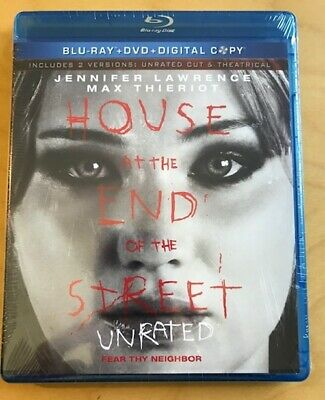 House at the End of the Street (Blu-ray + DVD + Digital Copy) NEW *FREE Shipping