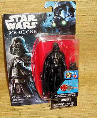 New 2016 Hasbro Star Wars Rogue One Darth Vader Action Figure 3.75 inch