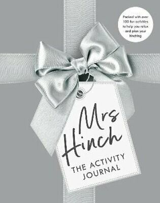 Mrs Hinch: The Activity Journal by Mrs Hinch 9780241426845   Brand New
