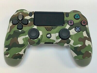 DualShock 4 Wireless Controller for SONY PlayStation 4 - Green Camouflage