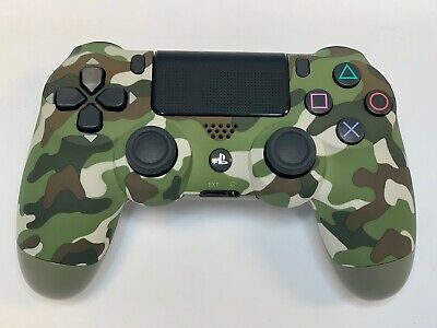 Sony PS4 DualShock 4 Wireless Controller for PlayStation 4 - Green Camouflage