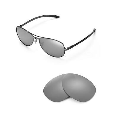 New Walleva Polarized Titanium Replacement For Ray-Ban RB8301 59mm