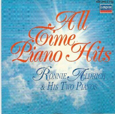 Ronnie Aldrich & His Two Pianos : All Time Piano Hits CD FREE Shipping, Save £s