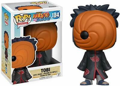 Funko POP Anime: Naruto Shippuden Tobi - DENTED/ DAMAGED BOX