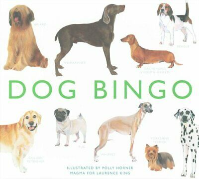 Dog Bingo by Polly Horner 9781856699679 | Brand New | Free UK Shipping