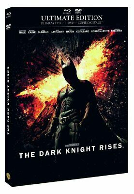 The Dark Knight Rises -  Blu Ray Steelbook