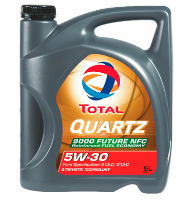 Total Quartz 9000 Future NFC 5w-30 5 Liter