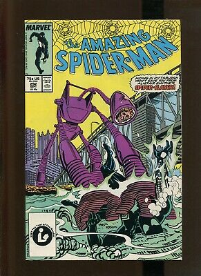 The Amazing Spider - Man #292 (9.2) Growing Pains!! 1987