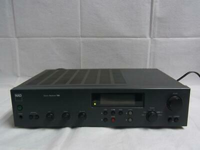 NAD 705 Stereo Receiver Without Remote Control