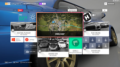 Forza Horizon 4 | 999,999,999 CREDITS | for Xbox One and PC