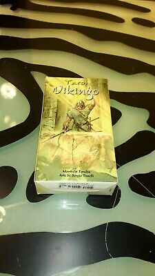 Vikings Tarot by LLewellyn Good Condition Mythology of a Warrior People