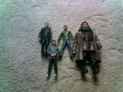 Harry Potter Deathly Hallows Tomy  Action Figures