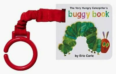 The Very Hungry Caterpillar's Buggy Book by Eric Carle 9780141385105 | Brand New