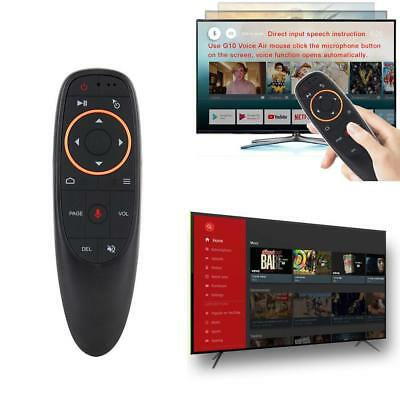 Voice Remote Control Wireless Gyroscope IR for Android TV box Mini BC