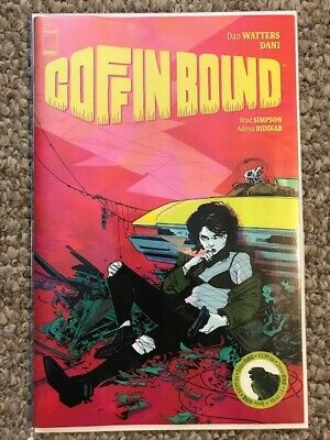 Coffin Bound #1, NM first print, SOLD OUT, Image, HOT, $1 starting bid