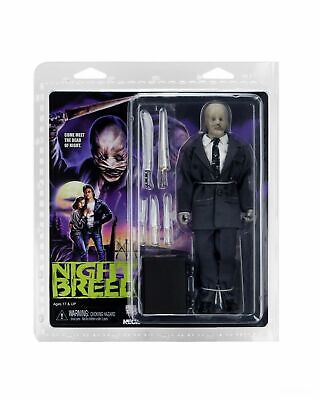 """Nightbreed -8"""" Clothed Action Figure - Decker - NECA Clive Barker"""