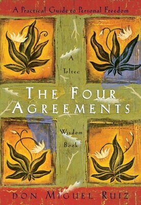 The Four Agreements Illustrated Edition: A Practical Guide to P... 9781878424310