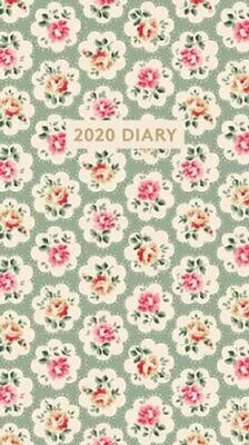 Cath Kidston Provence Rose Slimline 2020 Diary by Cath Kidston 9781787134386