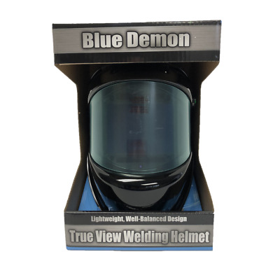 Blue Demon TrueView PANO Welding Hood