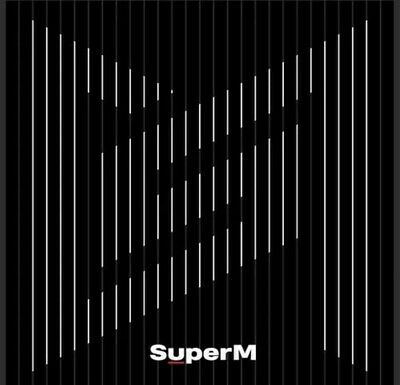 SuperM The 1st Mini Album 'SuperM' UNITED Ver. - Brand New CD Fast Free Shipping