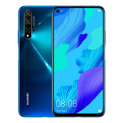 Huawei Nova 5T YAL-L21 Dual 8GB RAM 128GB Crush Blue ship from EU migliore