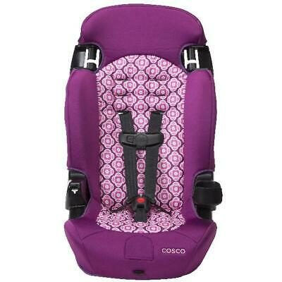 2-in-1 Booster Car Seat Baby Toddler Safety Chair Convertible 5 Point Harness