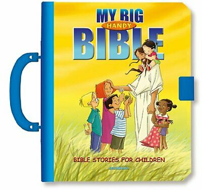 My Big Handy Bible: Bible Stories for Children by Olesen, Cecilie Book The Fast