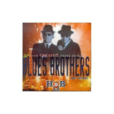 The Blues Brothers & Friends - Live Fr... - The Blues Brothers & Friends CD YCVG