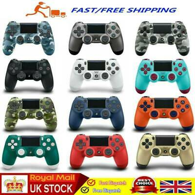 12 Colours PS4 Wireless Game Controller PlayStation Dualshock 4 For SONY PS4 UK