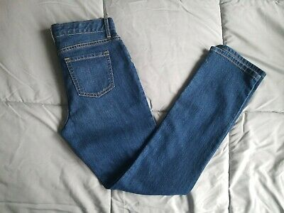NWT Girls The Childrens Place Skinny Jeans Size 16S Medium Blue Wash 16 Slim NEW