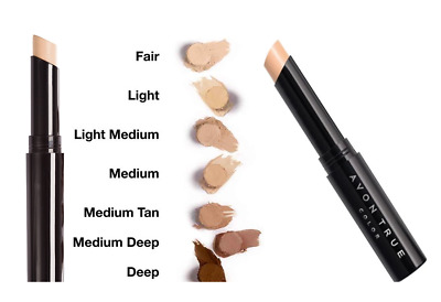 AVON IDEAL FLAWLESS TRUE COLOUR CONCEALER STICK various shades **FREE P&P**