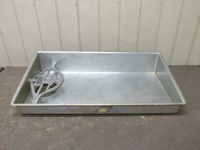 Hobart Model 4146 Commercial Meat Grinder Chopper Top Tray Pan