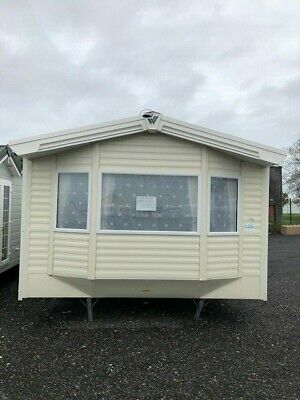 Willerby Rio Gold 32ft x 12ft x 2 Bedroom Static Caravan 2017 Year (OFF SITE)