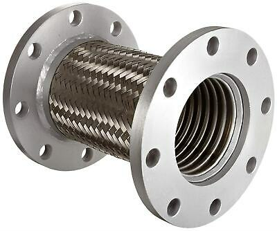"""FNW Stainless Steel Flange Flexible Connector FNW30FP Size 4"""" x 9"""""""