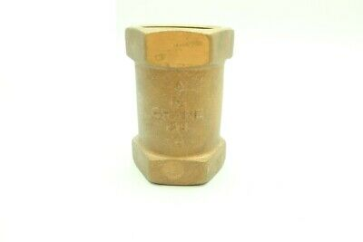 Crane Bronze Check Valve 1-1/2in Npt 125