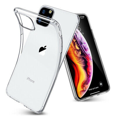 Case for iPhone 11 Pro Max XS Max XR 7 ShockProof Soft Phone TPU Silicone Cover