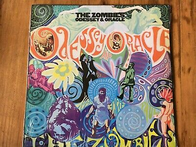 Odessey and Oracle by The Zombies (Vinyl, Aug-2015, Varèse Sarabande (USA))