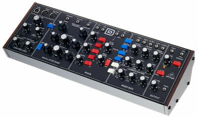 Behringer Model D - Analogue Synthesizer Sound Module Hardware Polyphonic