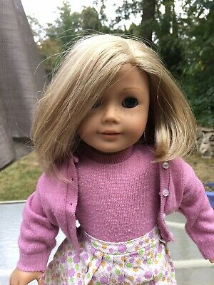"""American Girl KIT Kittredge 18"""" Doll with Original Meet Outfit"""