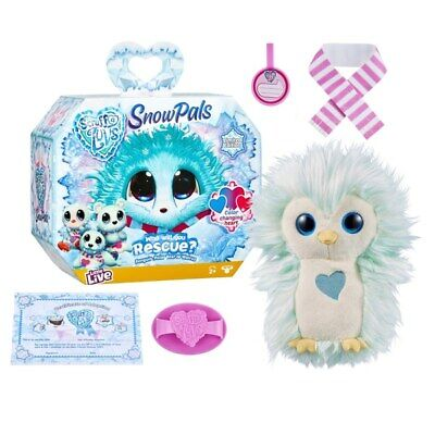 Scruff-a-Luvs Rescue Pet Surprise Soft Toy Snow Pals Assortment Kids Toys Gift