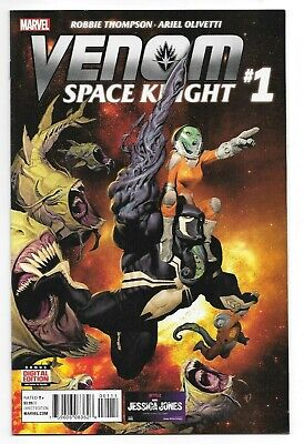 Marvel Comics VENOM SPACE KNIGHT #1 first printing