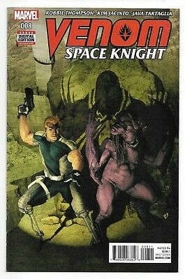 Marvel Comics VENOM SPACE KNIGHT #8 first printing