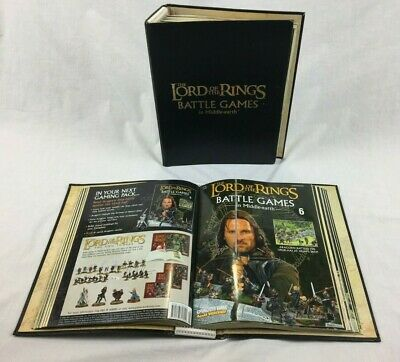The Lord Of The Rings Battle Games In Middle Earth Magazine x 26- Games Workshop